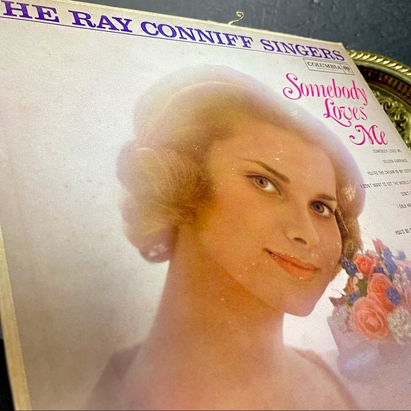 vintage 1961 the ray conniff singers album